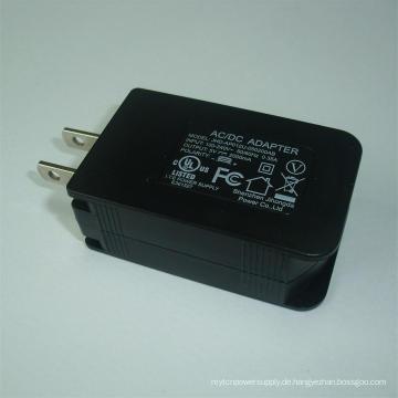 5V2.1A UL Stecker Handy USB Ladegeräte