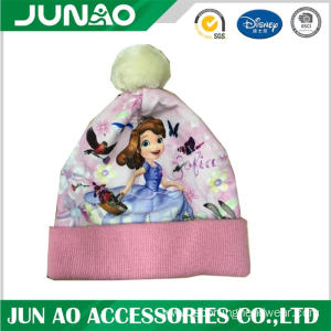 Wholesale Knitted hat with customized pattern