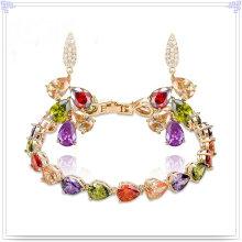 Crystal Jewelry Fashion Accessories Fashion Jewelry Set (AJS190)
