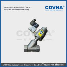 plastic head angle seat valve, hot water solenoid valve, solenoid valve water