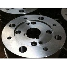 Flange de válvula de aço inoxidável para a válvula de esfera (RF)