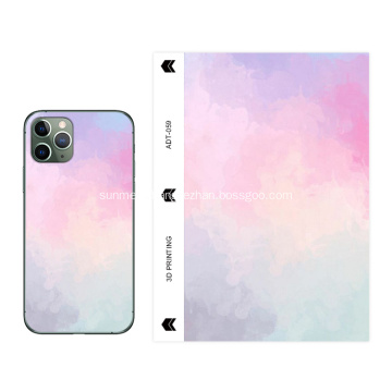 Personalized Anti-Scratch Back Sticker for Mobile Phone