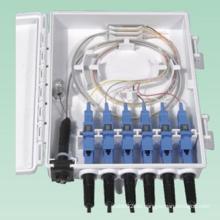 Faseroptik-Klemmenkasten (FTB Modell 6A)