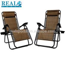 Cadeira Gravidade Zero cadeira Ajustável Lounger cadeira de Alta Qualidade Venda Quente