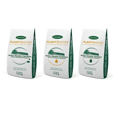 Fertilizer Quad Seal Sacs d'emballage souples