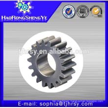 Finishing steel spur gear Tianjin manufacturer