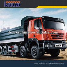 Iveco 420HP Cursor Engine Carregamento De Pedra Basculante Caminhão Basculante