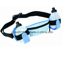 Sports Cycling Security Pocket Bag 2- Waterbottles Waist Bag
