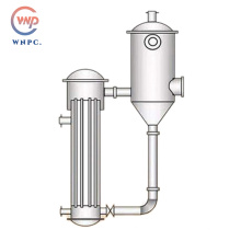 evaporador de vácuo de aquecimento de circulação externa