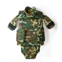 Policía Armada Camuflaje Protector Táctico Chaleco a prueba de balas