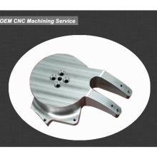 Детали обработки пластмассы cnc, завод высокоточной обработки OEM