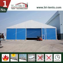 Temporäres Lager-Zelt im Freien für Verkauf, Lager-Lager-Zelt für Ereignisse