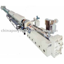 HDPE Water Supply Pipe Extrusion Line