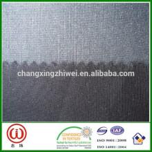 Súper interlínea fusible tejida lavado de la enzima para la ropa