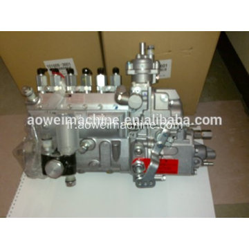 E330 E330D C9 pompe d'injection de carburant de moteur d'excavatrice 3190677 319-0677 bosch common rail fuel