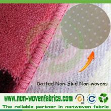 Rutschhemmendes Vlies (PP + PVC) für Teppich