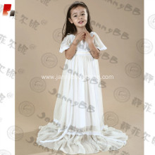girl wedding dress long maxi toddler dress