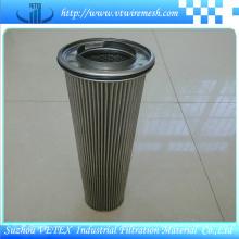 Eléments de filtre en acier inoxydable résistant à la corrosion