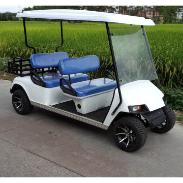 Vendo golf cart Ezgo 4 posti