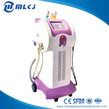 Eliminar rugas Acne Clearance Fat Burning Body Reshape máquina de aperto de pele Multifunction
