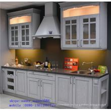 Gabinetes de cocina de PVC (personalizado)