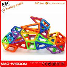 Fábrica magnética do brinquedo de Kebo