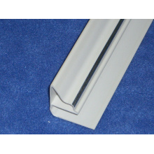 Design PVC Top Jointer / Corner for PVC Panels