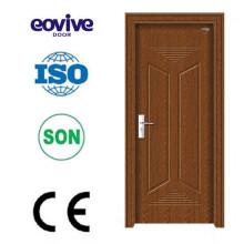 Diseños de puerta de madera interior de diseño popular