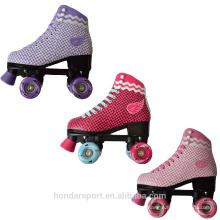 professional popular model luna soy quad roller skate for sale