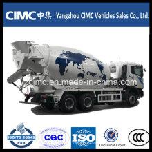 C & C 6 * 4 12cbm Euro 3 Цементный смеситель