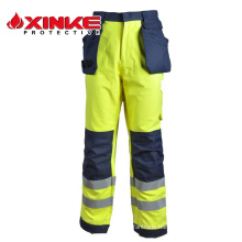 Advanced fire retardant pants for factory necessities