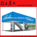 Système d'exposition modulaire d'exposition de stand de constructeurs de stand d'exposition
