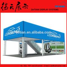 Messestandbauer Standard Stand modulare Ausstellung Display-System