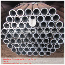 API 5L GrB round seamless steel pipe with high quality and low price list