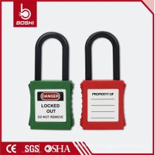 Master Brady Safety Lockout, cadeado de segurança ABS BD-G14 com isolação Shackle Keyed Alike