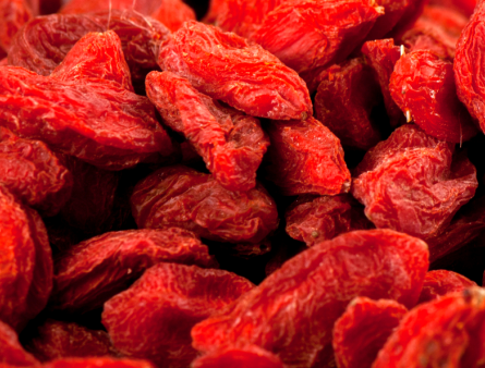 Halal Certified Dried Wolfberry