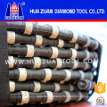 10.5/11.5 Diamond Wire Rope Saw for Stone Cutting