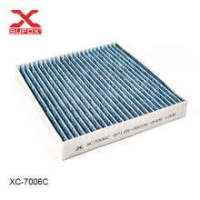 Hot Sale Model 87139-50100 /87139-0n010 /87139-52020 Cabin Air Filter Replacement for Toyota Lexus Land Rover Subaru Car
