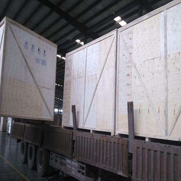 Vertical Type Rental Rooftop Packaged Chiller