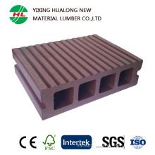 Hollow Wood Plastic Composite Outdoor Flooring (M30)