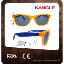 2015 Óculos de sol de acetato de acetato de alta qualidade óculos de sol personalizados