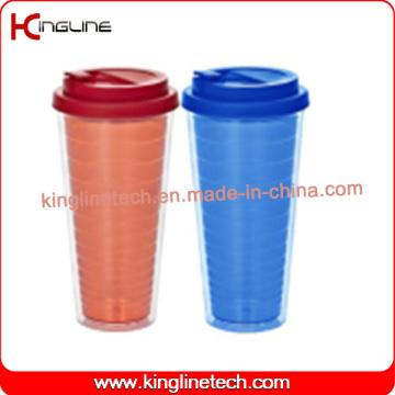Copo de parede dupla de 650 ml (KL-SC125)
