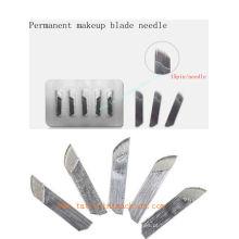 Tatuagem agulha permanente maquiagem caneta sobrancelha agulha-WWX