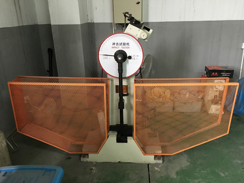 Semi Automatic Shock Test Machine
