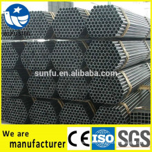 Round carbon ERW steel pipe for balustrade
