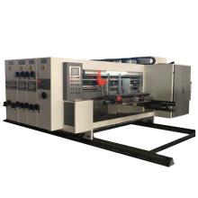Corrugated Cardboard Flexo printer slotter machine/Corrugated box making machine price