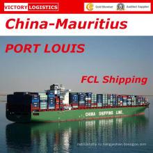Доставка сборных грузов из Китая в Порт-Луи (доставка)