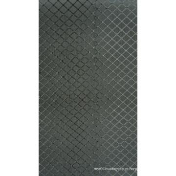 Tela alta elástica do diamante de Ripstop do Polyeater para sacos com PVC