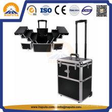 Индивидуальная коробка для макияжа с алюминиевой рамой