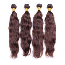 5А двойной уток 100% Виргинские дешевые естественная волна бразильские волосы
